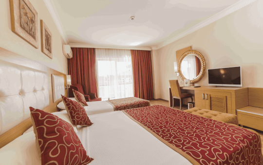 Selective Suite Rooms
